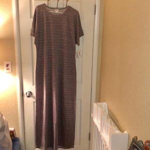 2XL NWT Lularoe Maria dress